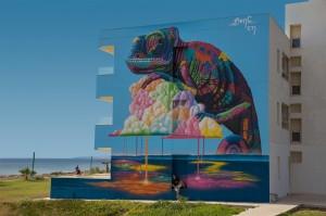 Ayia Napa Street Art Festival